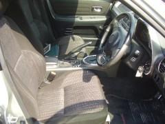 運転席内装