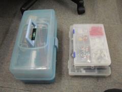 3つの工具箱