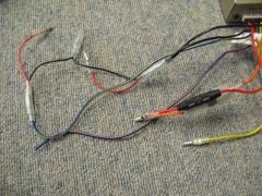 電源コード